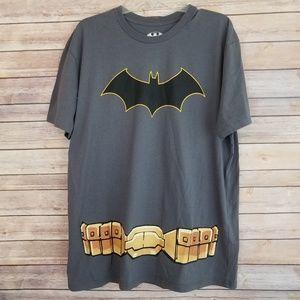 Batman Tee Shirt w/ Detachable Cape